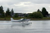 C-GNFN @ YVR - Departure from the Fraser River - by metricbolt