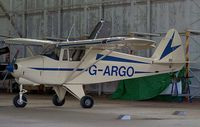 G-ARGO @ EGBO - Privately Owned. Based when photo was taken. - by Paul Massey
