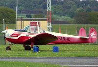 G-ARHC @ EGBO - Privately Owned. Based when photo was taken - by Paul Massey