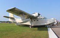 N1954Z @ LAL - HU-16C Albatross