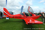 G-GLSA @ EGBK - at the LAA Rally 2015, Sywell - by Chris Hall