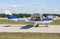 N2182F @ LAL - Cessna 182T
