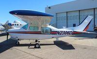 N2306D @ NIP - DHS T210N - by Florida Metal