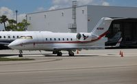 N2369R @ OPF - Challenger 601 belonging to the Houston Texans