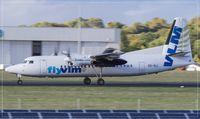 OO-VLI @ EDDR - Fokker 50 - by Jerzy Maciaszek