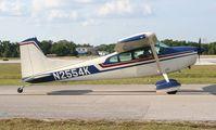 N2554K @ LAL - Cessna 180K