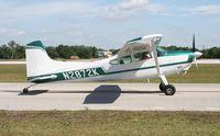 N2872K @ KLAL - Cessna 180K