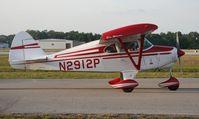 N2912P @ LAL - PA-22-150 Tripacer