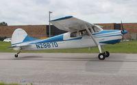 N2987D @ LAL - Cessna 170B
