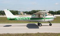 N3243J @ LAL - Cessna 150G
