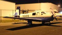 N3491X - Mooney M20C