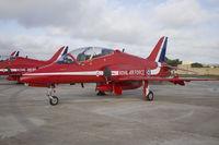 XX227 @ LMML - Malta International Airshow 2013 - by Roberto Cassar