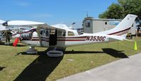 N3530C @ LAL - Cessna T206H