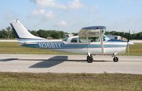 N3681Y @ LAL - Cessna 210C
