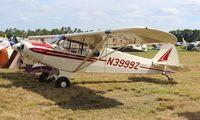 N3999Z @ LAL - Piper PA-18 Super Cub