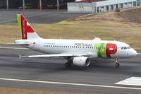 CS-TTK @ LPMA - TAP Airbus A319 - by Andreas Ranner