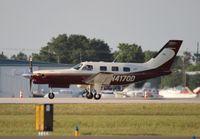 N4170D @ LAL - Piper 46 350P - by Florida Metal