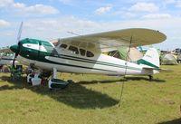 N4401C @ LAL - Cessna 195A