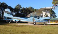 N4583A @ NIP - PBY-5A Catalina