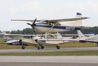 N4972Q @ LAL - Cessna 185F