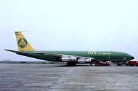 OD-AGS @ EHAM - Boeing 707-331C [19214] (TMA of Lebanon) Amsterdam-Schiphol~PH 12/05/1979
