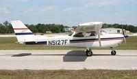 N5127F @ LAL - Cessna 172F