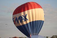 N5230R @ LAL - Remax balloon
