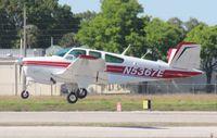 N5367E @ ORL - Beech K35 - by Florida Metal