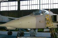 A120 @ LFOC - Sepecat Jaguar A, preserved at Canopée Museum, Châteaudun Air Base (LFOC) - by Yves-Q