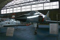 7 @ LFOC - Dassault Mirage IIIC, preserved at Canopée Museum, Châteaudun Air Base (LFOC) - by Yves-Q
