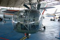 2029 @ LFOC - Sud Aviation SA-319B Alouette III, preserved at Canopée Museum, Châteaudun Air Base (LFOC) - by Yves-Q