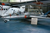 486 @ LFOC - Fouga CM-170R Magister, preserved at Canopée Museum, Châteaudun Air Base (LFOC) - by Yves-Q