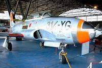 16524 @ LFOC - Lockheed T-33A Shooting Star, preserved at Canopée Museum, Châteaudun Air Base (LFOC) - by Yves-Q