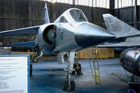 41 @ LFOC - Dassault Mirage F1C, preserved at Canopée Museum, Châteaudun Air Base (LFOC) - by Yves-Q