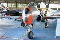 16524 @ LFOC - 16524 - Lockheed T-33A Shooting Star, preserved at Canopée Museum, Châteaudun Air Base (LFOC) - by Yves-Q