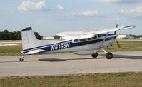 N6166N @ LAL - Cessna 185F