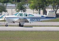 N6276V @ ORL - Bonanza V35A