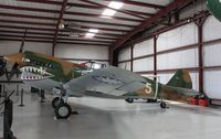N40PN @ KADS - Curtiss P-40N - by Mark Pasqualino