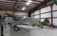 N40PN @ KADS - Curtiss P-40N - by Mark Pasqualino