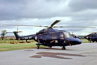 XZ230 @ EGDY - Westland Lynx HAS.2 [005] (Royal Navy) RNAS Yeovilton~G 05/08/1978. From a slide.