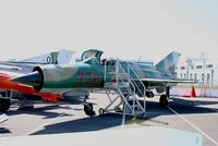 770 @ LFBO - Mikoyan-Gurevich MiG-21SPS, Preserved at Les Ailes Anciennes Museum, Toulouse-Blagnac - by Yves-Q