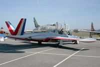 178 @ LFBO - Fouga CM-170 Magister, Preserved at Les Ailes Anciennes Museum, Toulouse-Blagnac (LFBO) - by Yves-Q