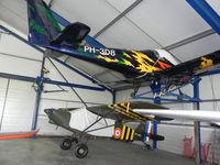 PH-3D8 @ 0000 - Micro Light Aerodrome , Middenmeer , The Netherlands - by Henk Geerlings