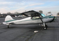 N9768A @ EDU - 1950 Cessna 170A @ University Airport, Davis, CA (now Kentucky based) - by Steve Nation