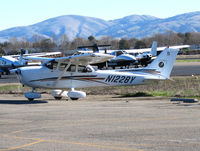 N1228Y @ KLVR - Sierra Academy (Castle AFB, Merced, CA) 2005 Cessna 172R @ Livermore Municipal airport, CA - by Steve Nation