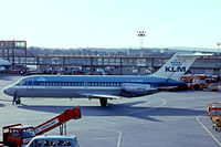 PH-DNB @ EGKK - Mc Donnell Douglas DC-9-15 [45719]  (KLM-Royal Dutch Airlines) Gatwick~G (Date unknown). From a slide.