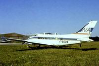 F-BGOA @ LFPN - De Havilland Riley Dove 400 [04344] Toussus Le Noble~F 14/06/1981