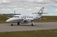 C-GNGI @ CYYC - Jetstream 3112 - by Mark Pasqualino
