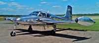 C-GHDK @ CPU6 - Parked at Deseronto airport (CPU6) - by Dave Carnahan