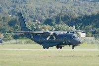 071 @ LFMY - Airtech CN-235-200M, Landing rwy 34, Salon de Provence Air Base 701 (LFMY) Open day 2013 - by Yves-Q